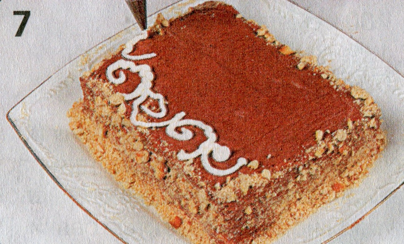 Крем как в киевском торте